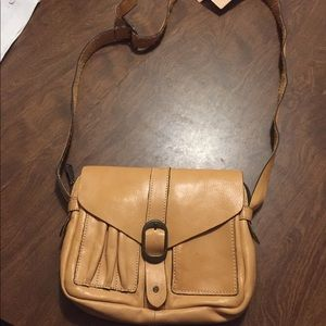 New Patricia Nash leather crossbody